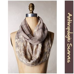 """Anthro """"Finch Jacquard Loop"""" by Renee's NYC"""